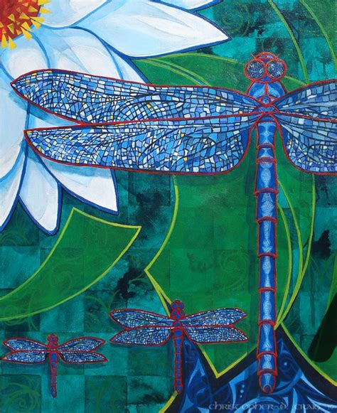 dragonfly stained glass l 47 best images about mosaic dragonflies on pinterest