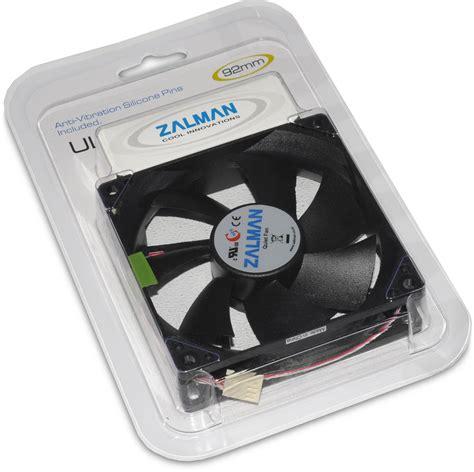 zalman fan resistor zm f2 plus 92mm fan