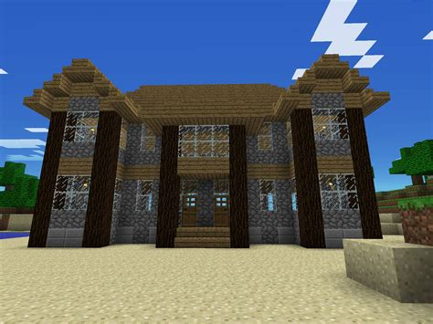 minecraft design house interior design help needed survival mode minecraft discussion so i built a relatively