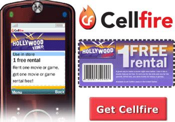 Cellfire Brings Coupons To Mobiles by Cellfire Launches Cellfire 3 0 Mobile Coupons Service