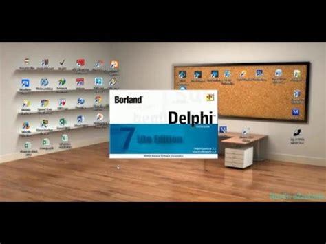 tutorial jedi delphi vote no on installing the delphi jedi jvcl