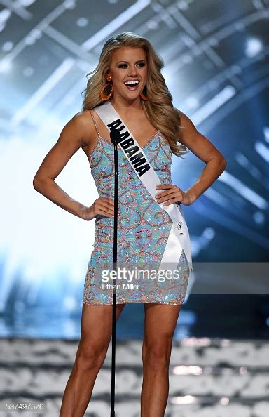 2016 peyton brown miss alabama usa miss usa preliminary competition getty images