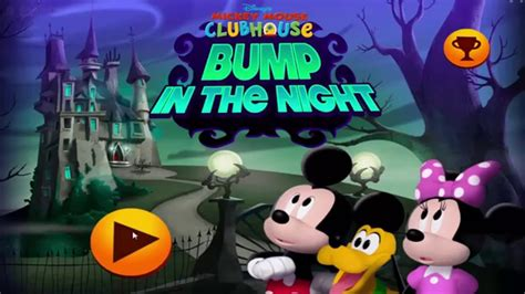 house of mouse games bump in the night disney mickey mouse club house disney junior games online free