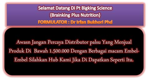 Brainking Plus Indonesia pusat brainking plus call gt gt 08123 01 8900