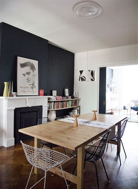 funky esszimmer sets at home with dorfman a beautiful mess