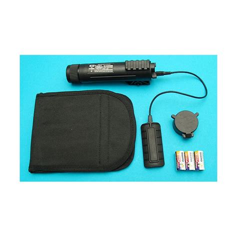 Senter Led Airsoft Gun g p airsoft vli x9 cree led flashlight rail gp tal001