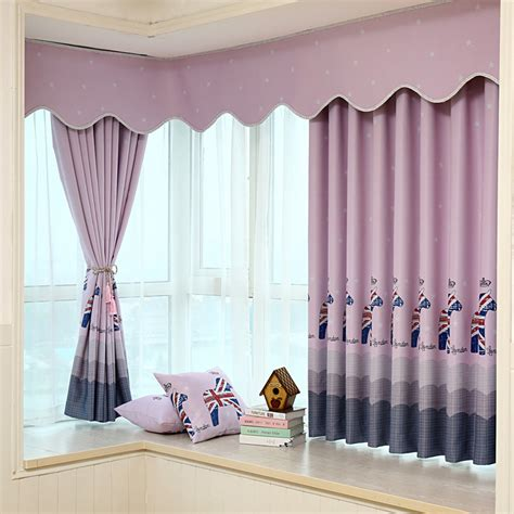 short bay window curtains aliexpress com buy 2 pc short curtains for kitchen