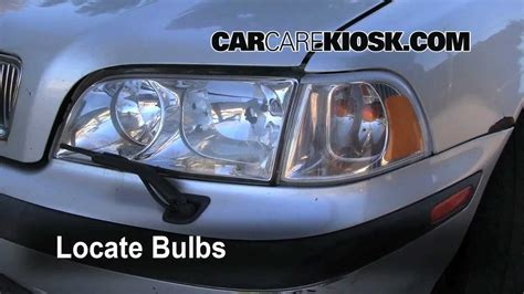 volvo    headlight turn signal  tail light replacement   preview youtube