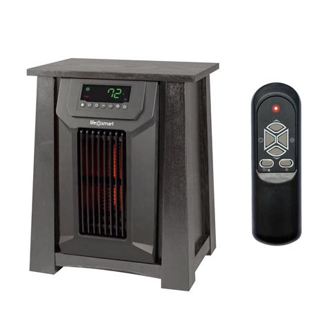 large room heater 6 element large room infrared space heater