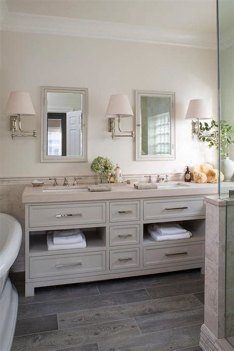 gray and cream bathroom cream and gray bathroom design transitional bathroom