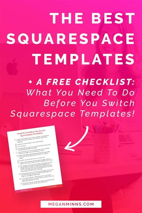 Best Squarespace Templates the best squarespace templates and what you need to do