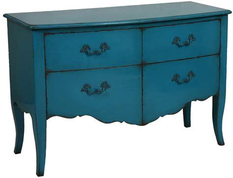 commode turquoise les couleurs d interior s decorer sa maison fr