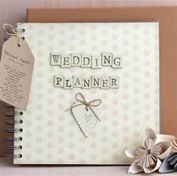 wedding planning book wedding planner book by posh totty designs interiors notonthehighstreet