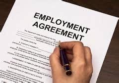 3 contoh surat perjanjian kerja karyawan part time