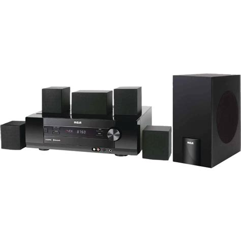 only 219 98 rca rt2781h 1 000 watt hdmi home theater