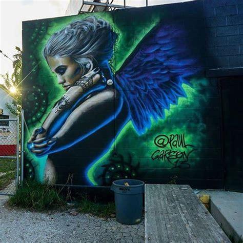 paul garson  san antonio tx usa  street art