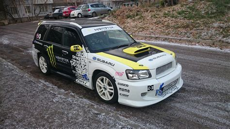 modified subaru forester modified subaru forester dc shoes tuning
