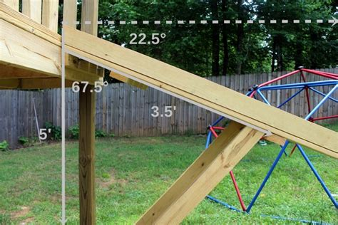 swing set angles diy swing set part 2 how we made the rock climbing wall