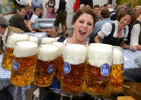 Kitchener Web Design Munich Oktoberfest Visitors Drank 6 7 Million Liters Of