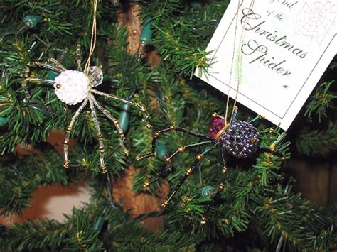 why are spider webs a popular christmas tree decoration tree decorations spider webs billingsblessingbags org
