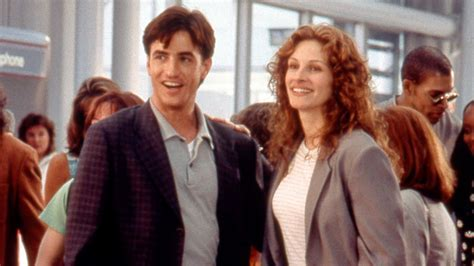 'My Best Friend's Wedding' stars Julia Roberts and Dermot