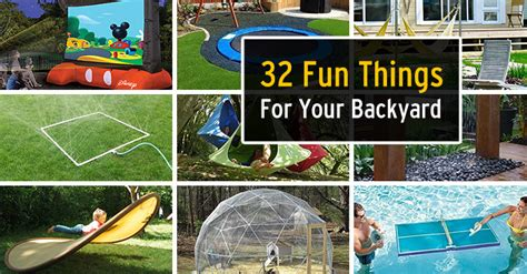 fun stuff to do in your backyard fun stuff to do in your backyard 31 ridiculously fun
