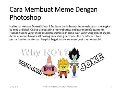 cara membuat tipografi quotes dengan photoshop kursus photoshop cara membuat meme dengan photoshop