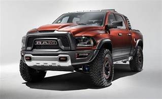 dodge is going after the ford raptor with a beast of its own