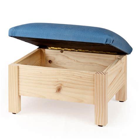 banquetas de pino banqueta tapizada de madera de pino