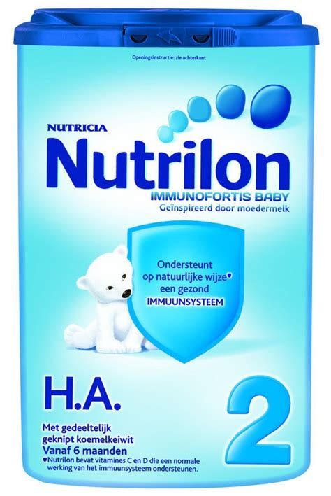 Nutribaby Royal Soya 2 350gr koemelk allergie atopisch eczeem en koemelkallergie
