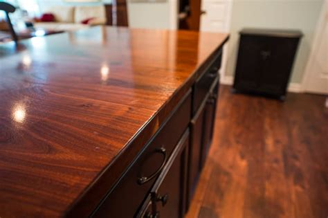 Wood Countertops Vs Granite Price by Granite Vs Marble Vs Wood Countertops There S An Easy