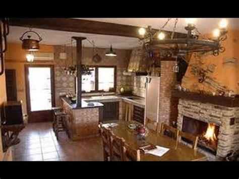 decoraciones rusticas decoraciones de cocinas rusticas youtube
