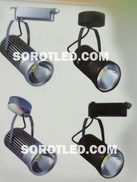 Lu Sorot Untuk Pameran lu sorot etalase toko cob 30watt toko cahaya glodok