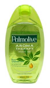 helena s new palmolive shower gel