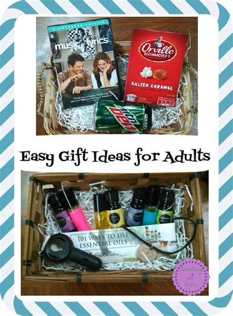easy christmas gifts adults can make
