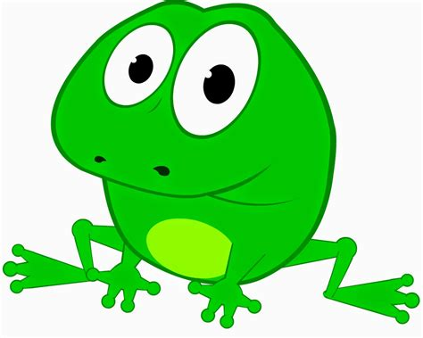 clipart for frog with clipart