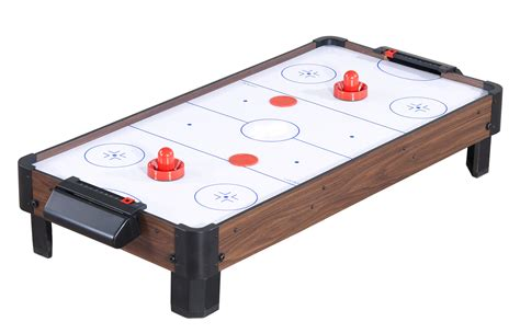 table hockey air hockey
