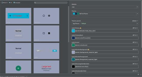 themes editor for android android studio 中的theme editor神器 爱程序网