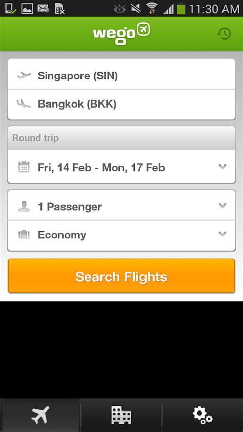 wego flights hotels android apps  google play