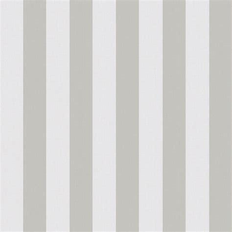 carta da parati carta da parati a righe perla e grigio in carta effetto
