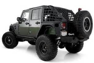 smittybilt xrc armor front and rear fenders jk jeep