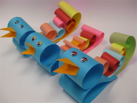 Paper Birds Craft - 17 best images about animals pl 224 stica on