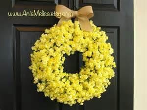 Summer wreaths front door wreaths front door wreath by aniamelisa