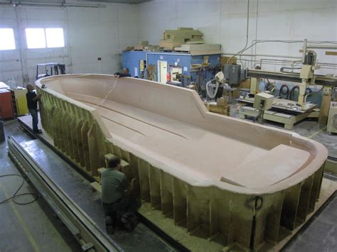 rc boat mould for sale 34 boat hull mold ready to go out the door janseneering