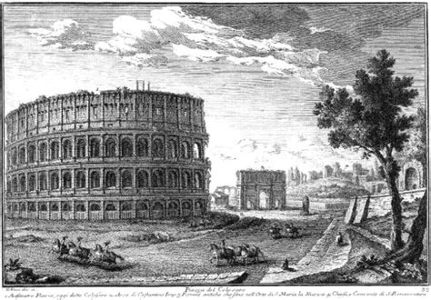 In Obscura Silvae the colosseum net strategia costruttiva it