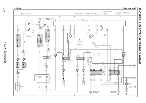 wiring diagram toyota hilux surf wiring diagram and