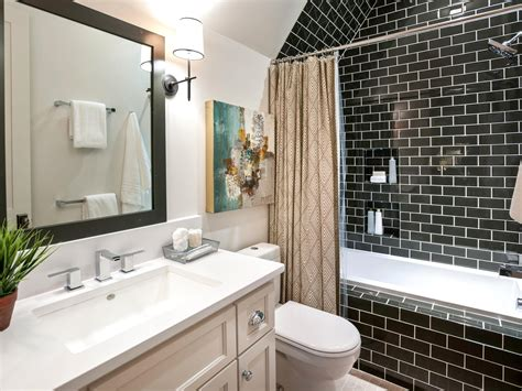 Black White And Bathroom Decorating Ideas by Enjoyable Black White Bathroom Decorating Ideas As Modern