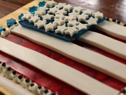 red white and blue trifle recipe sandra lee food network red white and blue gelatin flag recipe food network