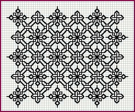 blackwork pattern free cross stitch patterns online free blackwork