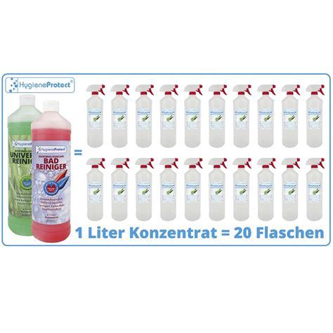 Silikonspray Flecken Entfernen 5759 by Geruchsbeseitiger Universalreiniger Mikrob 1l